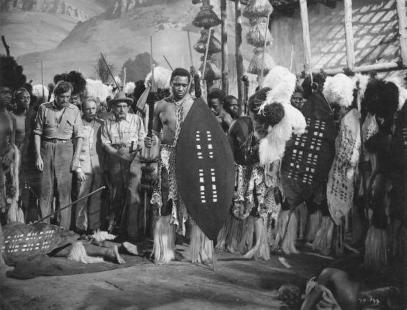 King Solomon's Mines (1937 film) Robert Stevenson King Solomons Mines 1937 HENDRIK SLEGTENHORST