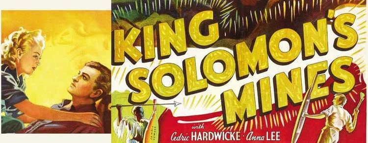 King Solomon's Mines (1937 film) King Solomons Mines 1937 film Alchetron the free social