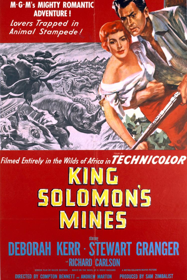King Solomon's Mines (1950 film) wwwgstaticcomtvthumbmovieposters3617p3617p