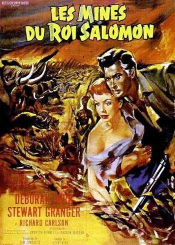 King Solomon's Mines (1950 film) King Solomons Mines Soundtrack details SoundtrackCollectorcom