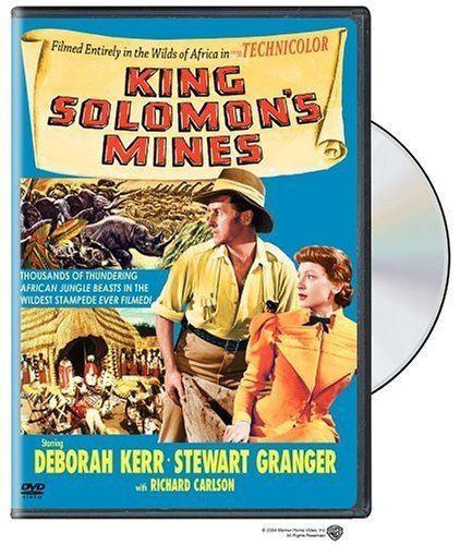King Solomon's Mines (1950 film) Deborah Kerr Scottish Rose King Solomons Mines