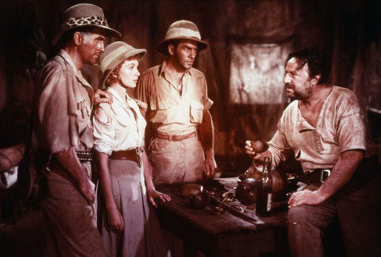 King Solomon's Mines (1950 film) Movie of the Week King Solomons Mines 1950 Moniqueclassiques Blog
