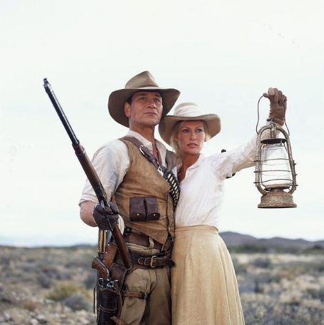 King Solomon's Mines (2004 film) Alison Doody and Patrick Swayze in King Solomons Mines 2004