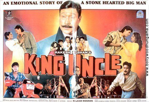 King Uncle King Uncle 1993 Full Hindi Movie Watch Online DVD HD Print