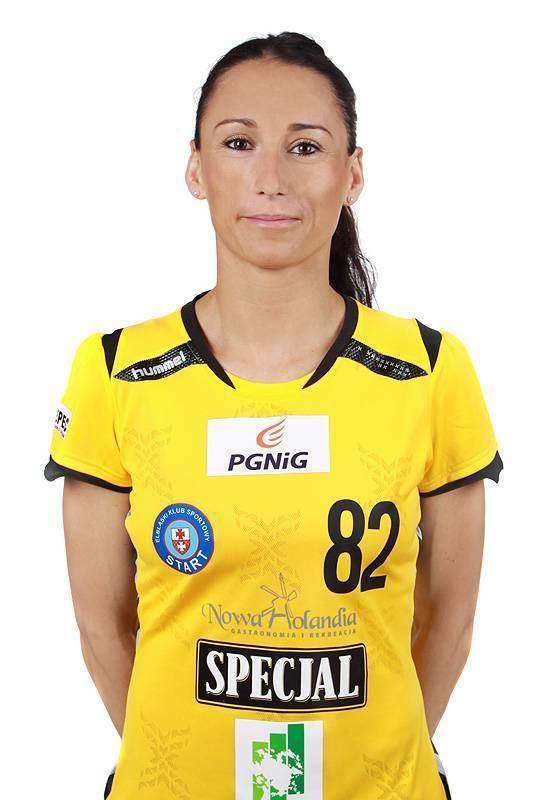 Kinga Grzyb Classify handball player Kinga Grzyb