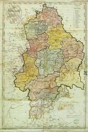 Kingdom of Bavaria History of Bavaria