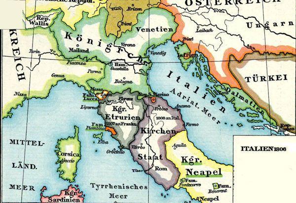 Kingdom of Italy (Napoleonic) Italy Napoleon CoinFactsWiki