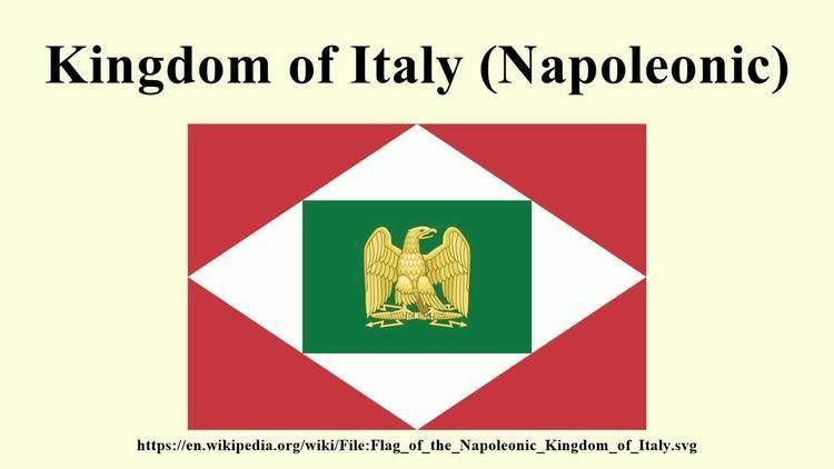 Kingdom of Italy (Napoleonic) Kingdom of Italy Napoleonic YouTube