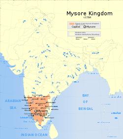 Kingdom of Mysore httpsuploadwikimediaorgwikipediacommonsthu