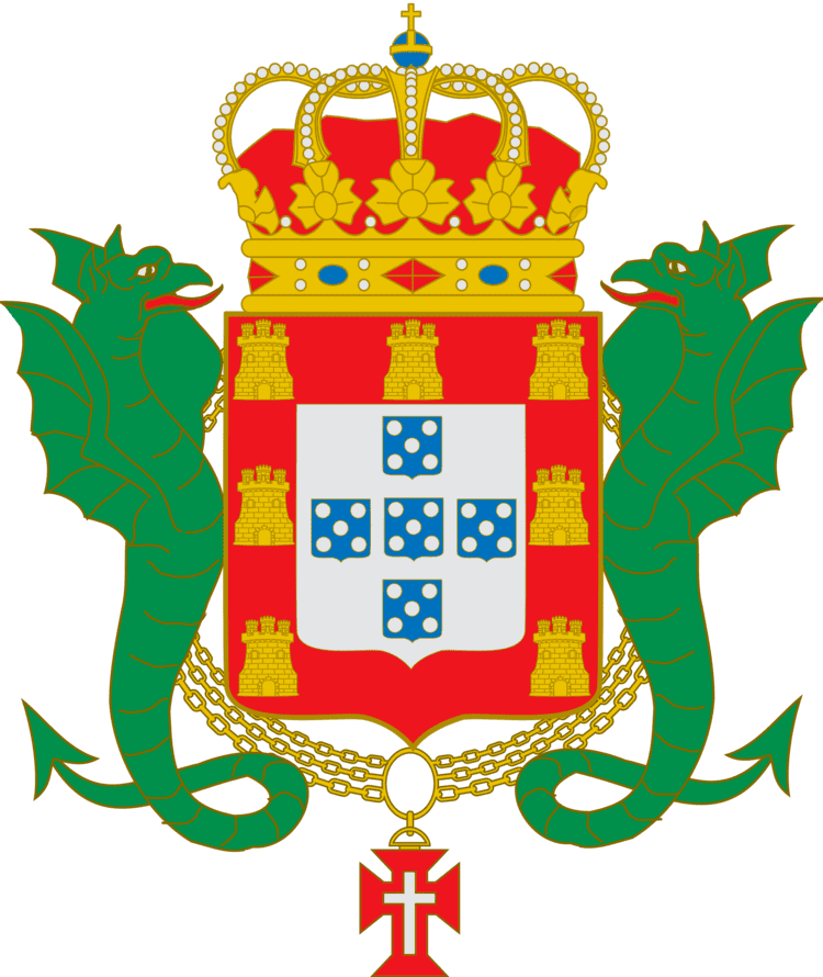 Kingdom of Portugal FileCoat of arms of the Kingdom of Portugal Enciclopedie Diderot
