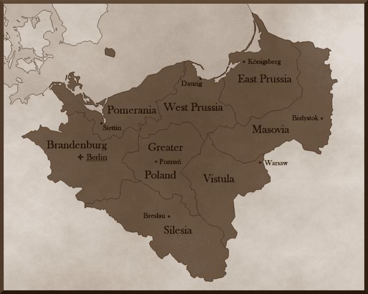 Kingdom of Prussia Kingdom of Prussia Reimagined by Lehnaru on DeviantArt