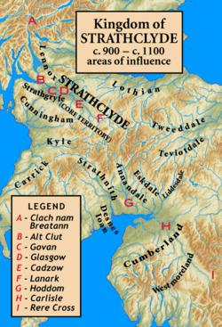 Kingdom of Strathclyde Kingdom of Strathclyde Wikipedia