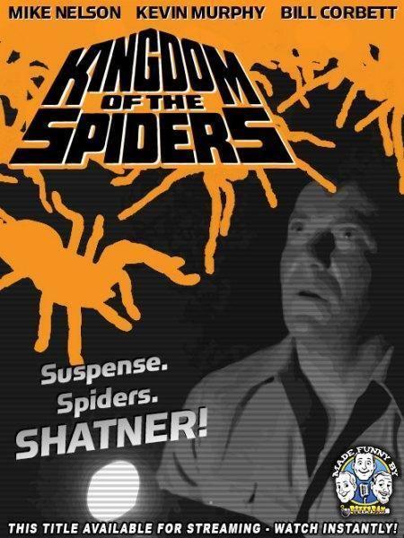 Kingdom of the Spiders Kingdom of the Spiders RiffTrax