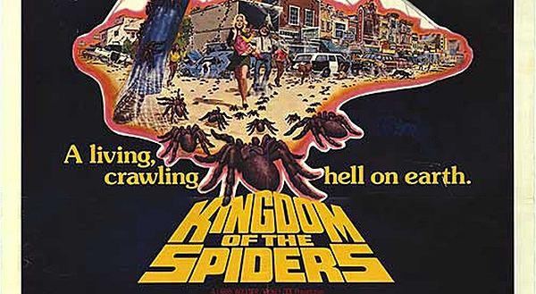 Kingdom of the Spiders Kingdom of the Spiders Alchetron The Free Social Encyclopedia