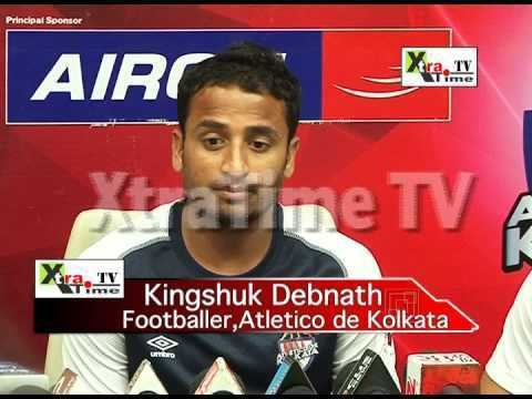 Kingshuk Debnath Kingshuk Debnath Fikrus absence is a big disadvantage but were