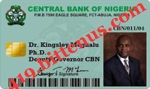 Kingsley Moghalu KINGSLEY MOGHALU CBN OFFICIALS AND IMPOSTORS