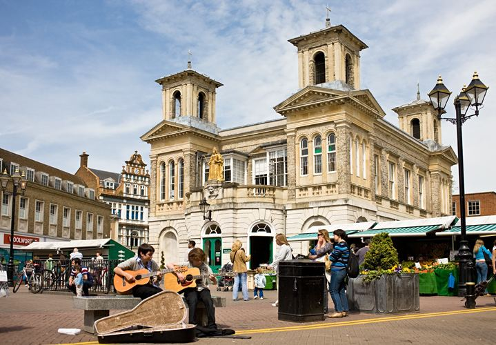 Kingston upon Thames in the past, History of Kingston upon Thames