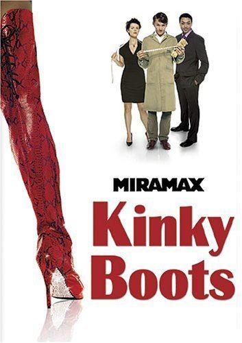 Kinky Boots (film) Amazoncom Kinky Boots Chiwetel Ejiofor Joel Edgerton SarahJane