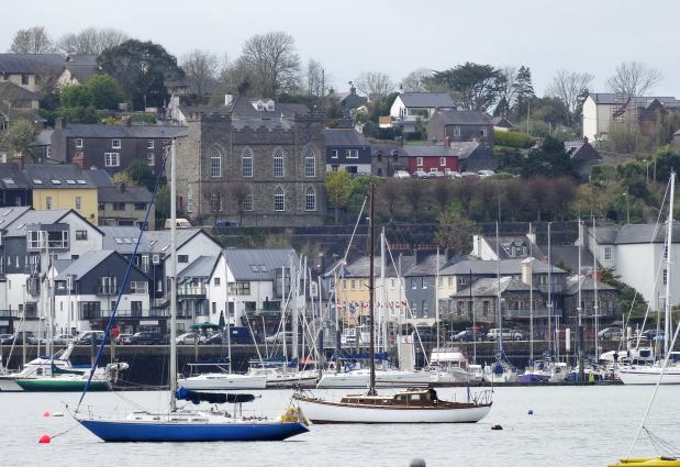 Kinsale in the past, History of Kinsale