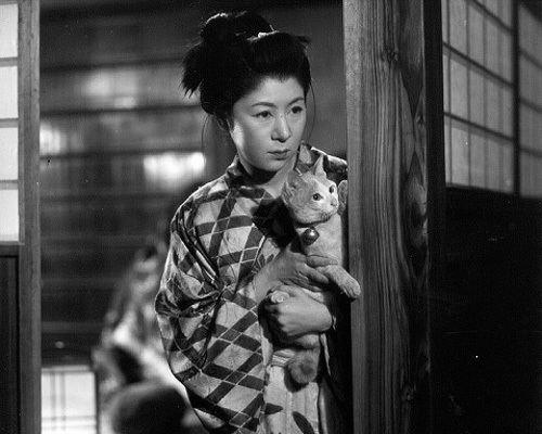Kinuyo Tanaka The Life of Oharu Saikaku Ichidai Onna Kenji