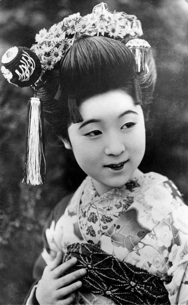 Kinuyo Tanaka Kinuyo Tanaka 1927 Fashion Queen of Nippon Kinuyo Tanaka Flickr