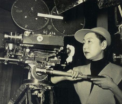 Kinuyo Tanaka Discovering Ozu Appendix C Kinuyo Tanaka Arthouse Cowboy