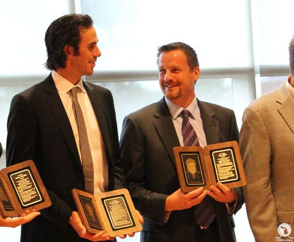 Kip Miller Kip and Ryan Miller return to East Lansing for MSU hall of fame