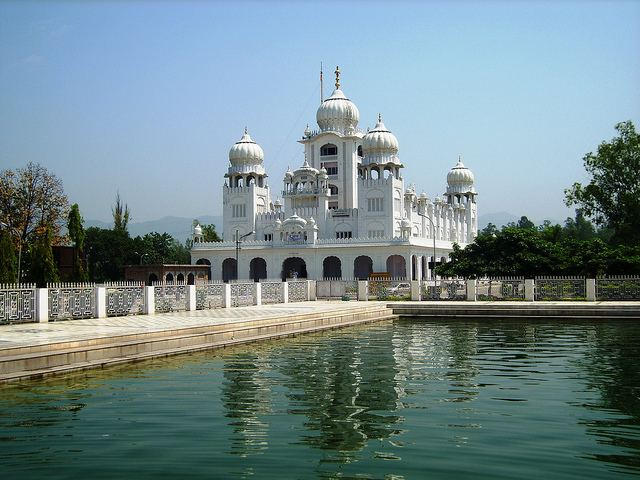 Kiratpur in the past, History of Kiratpur