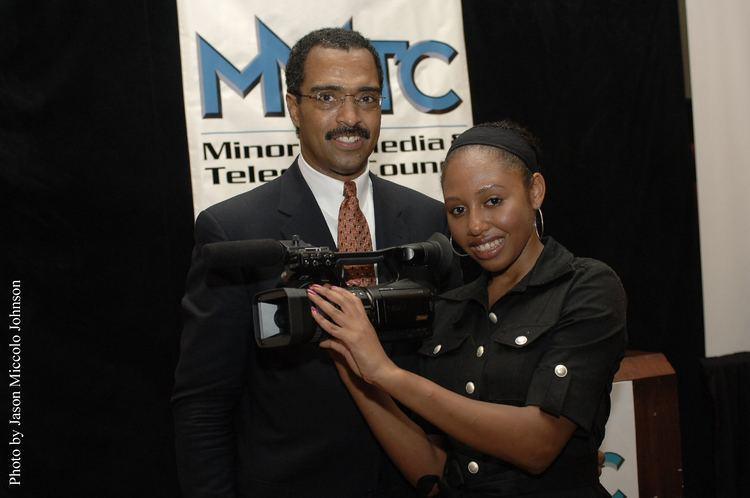 Kiri Davis Kiri Davis Honored by NABEF and Sony During MMTC Hall of Fame Event