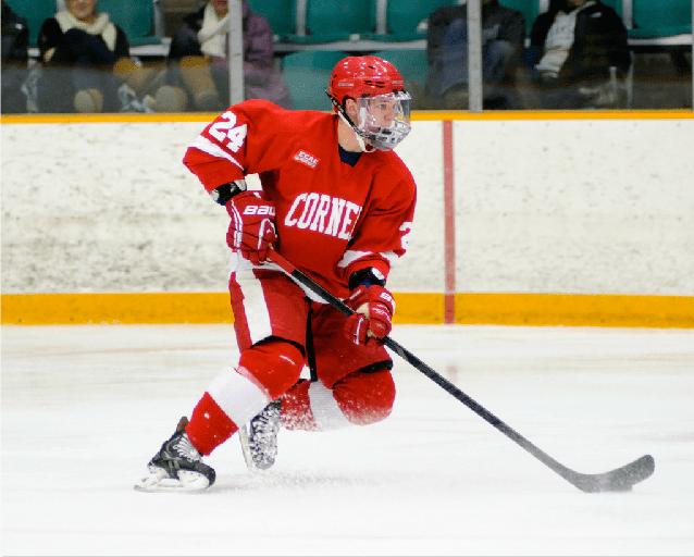 Kirill Gotovets GOTOVETS 24 Days 39til Cornell Hockey Where Angels