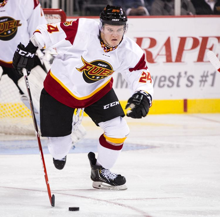 Kirill Gotovets Gotovets39 versatility key for Fuel Indy Puck