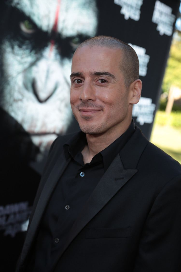 Kirk Acevedo Kirk Acevedo We Are Movie Geeks