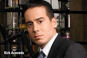 Kirk Acevedo Kirk Acevedo updates his resume yet again NBC39s Prime