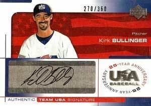 Kirk Bullinger Kirk Bullinger Baseball Stats by Baseball Almanac