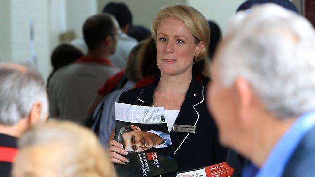 Kirstie Marshall Kirstie Marshall drops selfimposed media gag Herald Sun