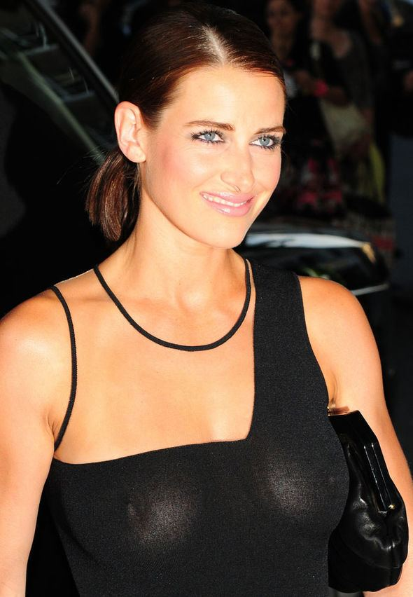 Kirsty Gallacher Kirsty Gallacher hits back at 39LEWD39 Twitter comments