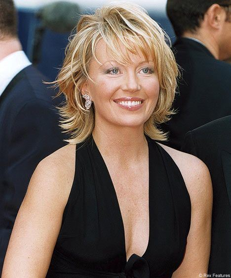 Kirsty Young Kirsty Young Hair39s an Idea Pinterest Television and