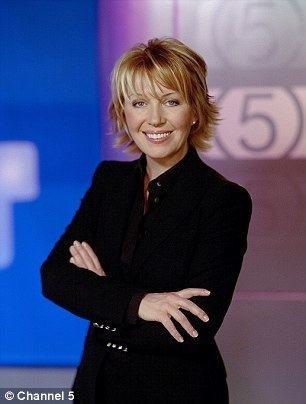 Kirsty Young Kirsty Young reveals shes happier now her life is no longer