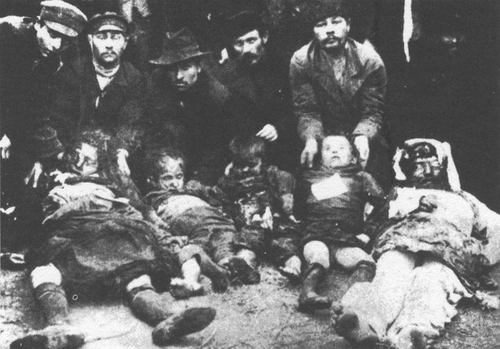 Kishinev pogrom SEDER OLAM REVISITED Chronology of the Jewish History