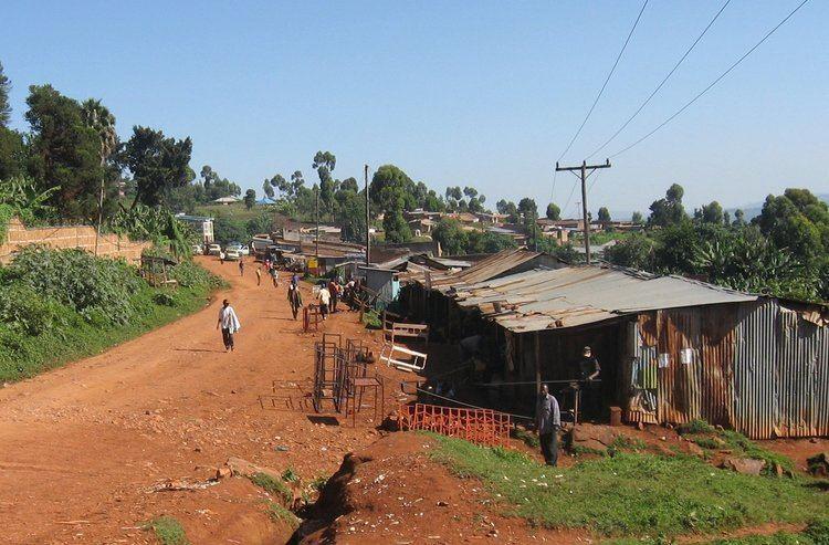Kisii, Kenya Living in Kisii Kenya Dean Tsatouhas