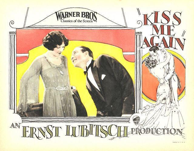 Kiss Me Again (1925 film) Kiss Me Again 1925