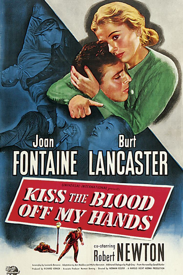 Kiss the Blood Off My Hands wwwgstaticcomtvthumbmovieposters38170p38170