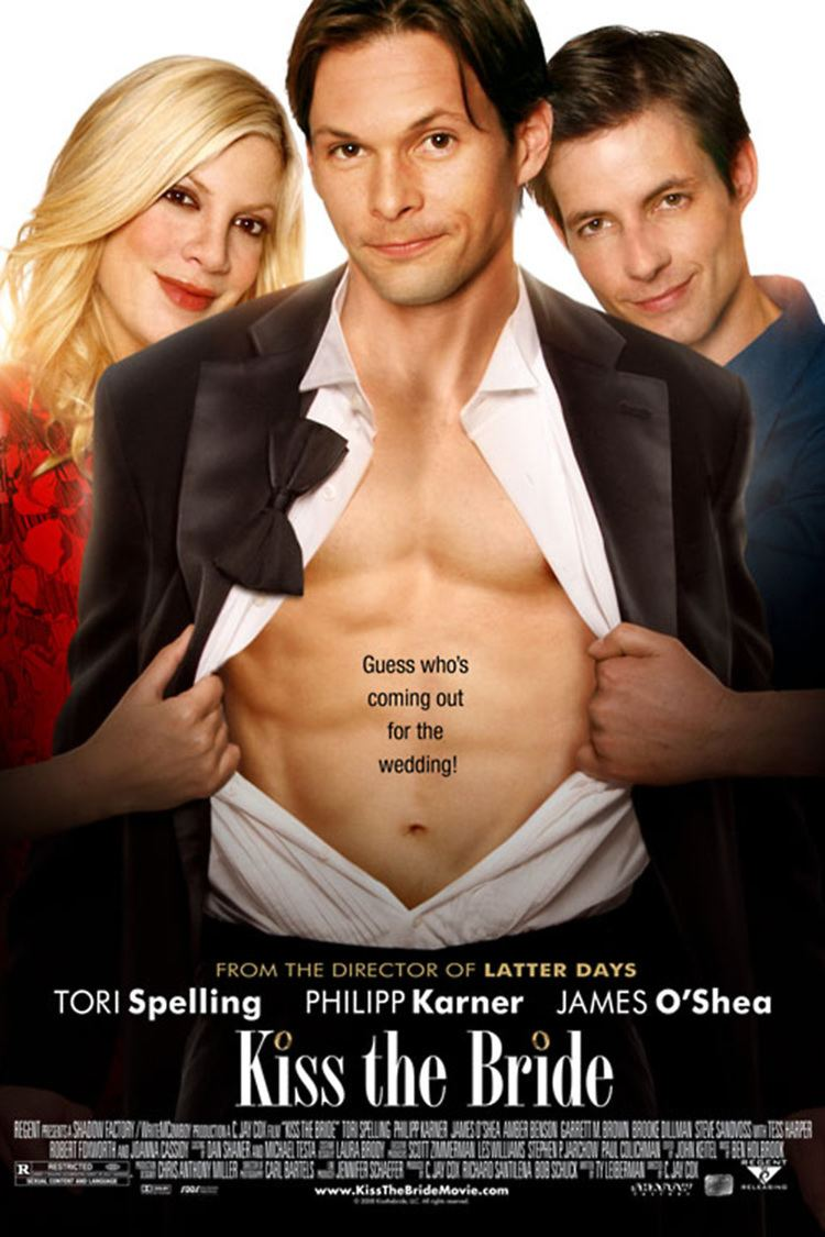 Kiss the Bride (2007 film) wwwgstaticcomtvthumbmovieposters173860p1738
