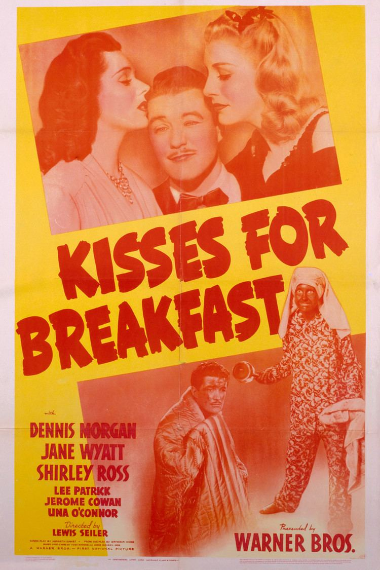 Kisses for Breakfast wwwgstaticcomtvthumbmovieposters45959p45959