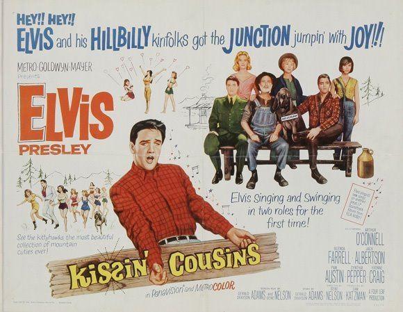 Kissin' Cousins Kissin Cousins ElvisBlog