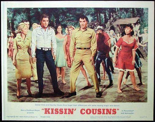Kissing Cousins (film) 27 best Elvis in Kissing Cousins images on Pinterest Cousins