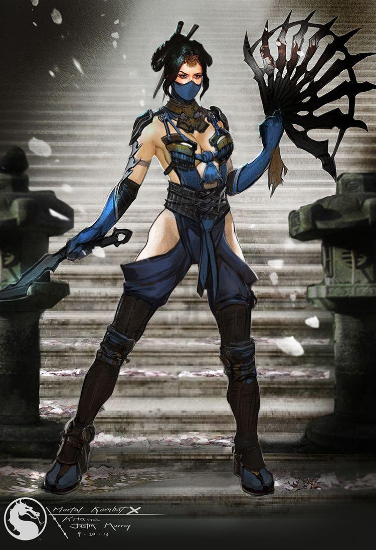 female mortal kombat characters kitana