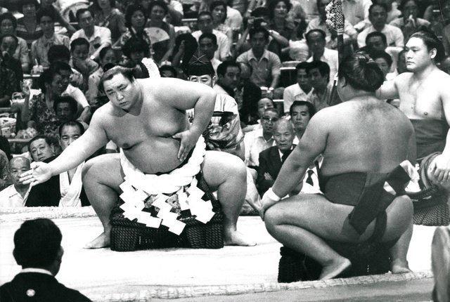 Kitanoumi Toshimitsu Kitanoumi est mort Dosukoi le site du sumo