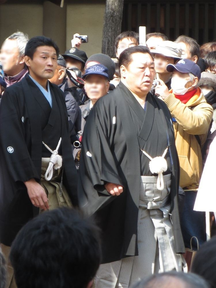 Kitanoumi Toshimitsu Kitanoumi Toshimitsu Wikipedia
