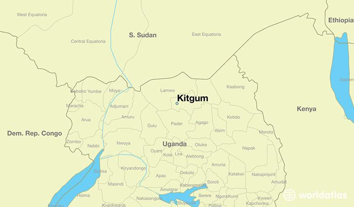 Kitgum, Uganda Where is Kitgum Uganda Where is Kitgum Uganda Located in The